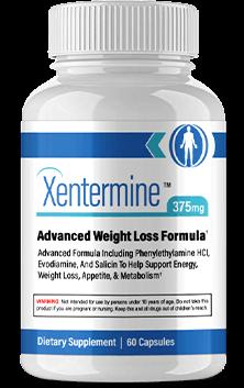 Xentermine Bottle