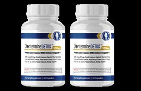 Buy Xentermine Detox - 2 bottles