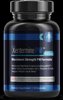 Xentermine PM Bottle